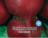 Řepa salátová - Červená kulatá - semena řepy 4g