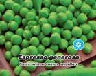 Hrách setý, tyčkový - Espresso generoso - semena hrachu 25 g