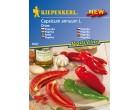 Paprika Orias F1 - semena papriky